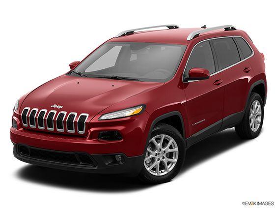 2014 Jeep Cherokee Deep Cherry Red Stock No: JOC4777 Year ...
