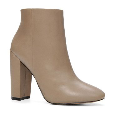 Aravia boots by ALDO. For now, for later and way later. High heel ankle boot in butter-smooth leather offers timeless style -at an instant....