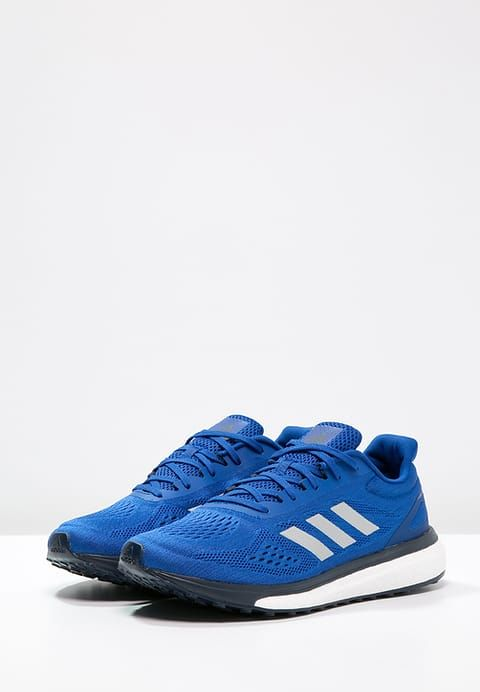 adidas Performance RESPONSE LT - Neutral running shoes - collegiate royal/silver  metallic/white for £64.99 (05/12/16) with free delivery at Zalando ...