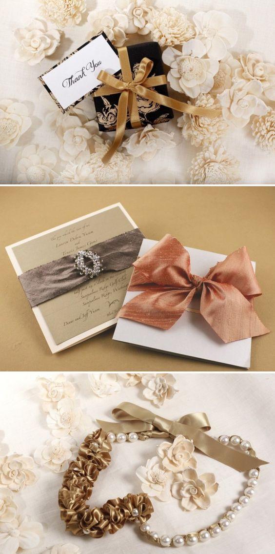 .wedding ribbon design website