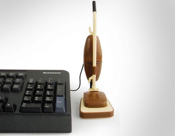 Usb Powered Mini Desk Vacuum Mini Desk Vacuums Home Basics