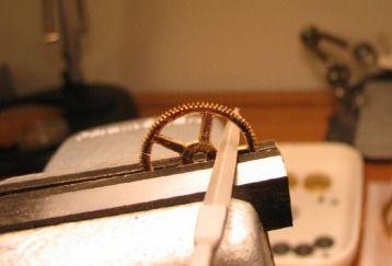 Center Wheel - Adventures in Watchmaking