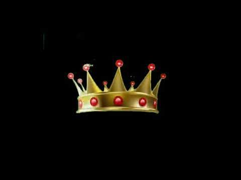 King Crown Black Screen Video Blackscreen Video N No Background King Crown Video Ro Banner Background Images Banner Clip Art Iphone Background Images