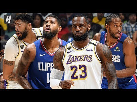 Los Angeles Lakers Vs Los Angeles Clippers Full Game Highlights March 8 2020 2019 20 Season In 2020 Lakers Vs Lakers Vs Clippers Survivor Buffs