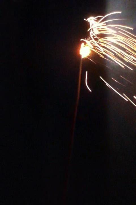 sparklers ✌
