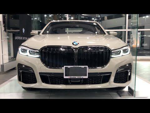 2020 Bmw M750i Xdrive Donington Grey Metallic In Depth Video Walk Around Youtube Bmw Dream Cars Metal