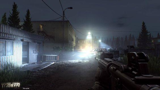 Escape from Tarkov - Cenário