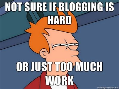 Meme Monday - Blogging for your Business: http://getsocialeyes.com/content/meme-monday-blogging-your-business #blog #meme