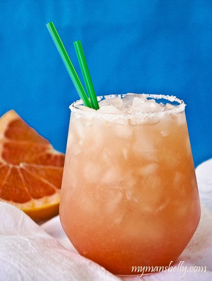Classic Cocktail Recipe: The Salty Dog