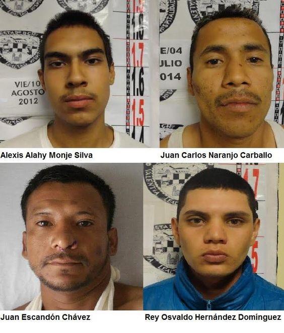 Pasarán más de 3 años en prisión por robos a mano armada; cuentan con historial delictivo | El Puntero