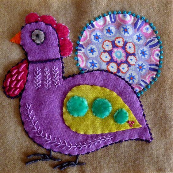 Bird Dance, Sue Spargo: