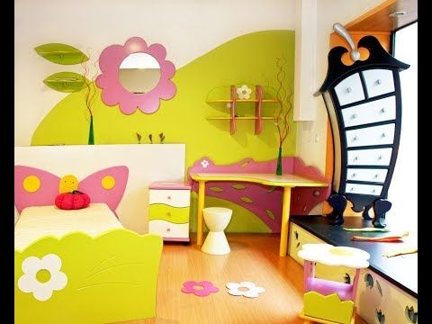 الوان حوائط غرف النوم الحديثة هناك العديد من الديكورات التى يهتم بها المصمم ومن بين هذه الأشياء هي ألوان الحائط و Girl Bedroom Decor Room Colors Kids Bedroom