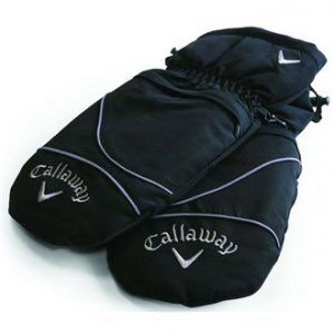 Callaway Golf Thermal Mittens (Pair) 2015 Unisex Pair Black One Size Fits All Unisex Pair Black One Size Fits All