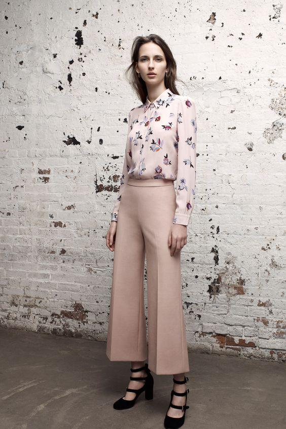Rebecca Taylor Pre-Fall 2016 Fashion Show