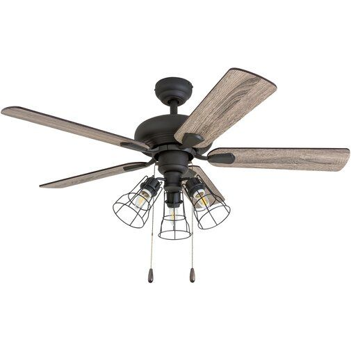 42 Oisin 5 Blade Ceiling Fan Light Kit Included With Images