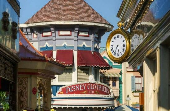Main Street, U. S. A. By Tours Departing Daily