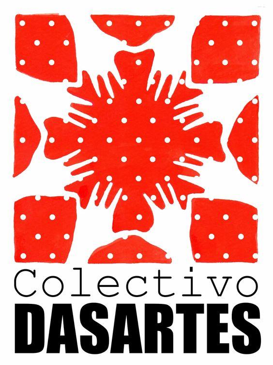 Logotipo del Colectivo DASARTES: Diseño y dibujo del logotipo (retrat-arte) / Colectivo DASARTES  logo: Logo Design and Drawing (by retrat-arte)
