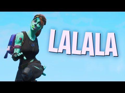 The Best Lalala Fortnite Montage Bbno Y2k Youtube Montage Fortnite Ghoul Trooper