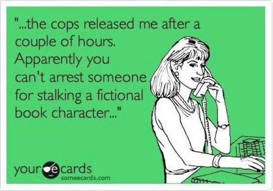 Hmmm...my list, Christian Grey, Edward Cullen, Damon Salvatore.........