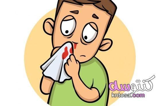 أسباب نزيف الأنف من فتحة واحدة سبب نزول الدم من الأنف من فتحة واحدة Cartoon Design Icon Design Cartoon