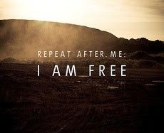 Freedom. Freedom. Freedom.
