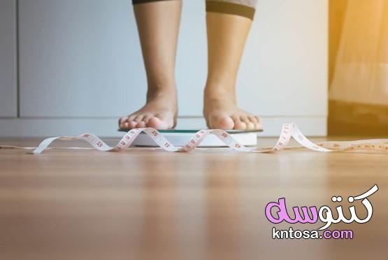 علاج زيادة الوزن بعد انقطاع الدورة الشهرية هل يزيد الوزن حتى بعد انقطاع الطمث