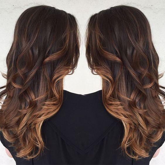Haarfabeideen.com zeigt Ihnen zuletzt und trend-Haarfarbe Stil und Haar Ideen wie Karamell ombre Haarfarbe-Idee inspirieren und machen Sie es sich schön oder gut