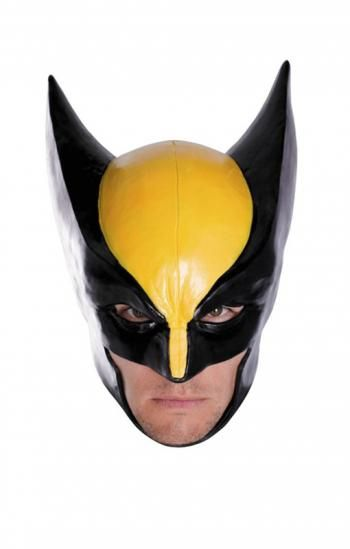 Wolverine Maske Supreme - Die original lizenzierte Movie Maske des Marvel-Superhelden #wolverine #masken #masks #carnival #karneval