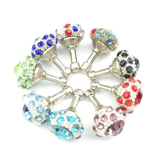 Find More Dust Plug Information about Colorful Bling Crystal 3.5mm Rhinestones Cellphone Charms Anti Dust Dustproof Earphone Audio Headphone Jack Plug Stopper Phone,High Quality plug in door bell,China plugging machine Suppliers, Cheap phone plug adaptor from Geek on Aliexpress.com