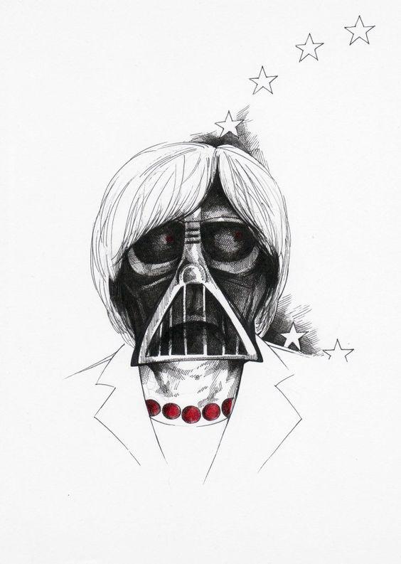 Schreckgespenst des Sternensystems / Interstellar Bugaboo (Angela Merkel)