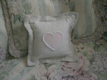 LIttle pillow..Hallmark.