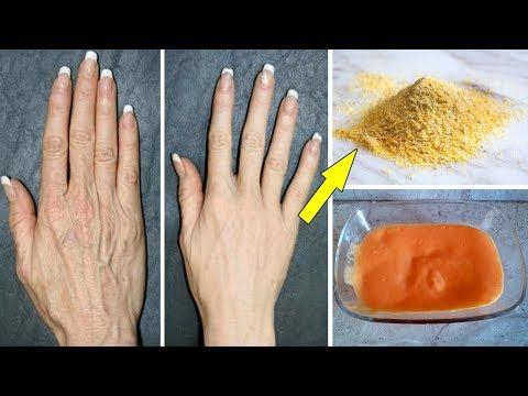 مسحوق أدهش العالم يخفي تجاعيد اليدين من أول استعمال جربي وستندهشين Youtube Natural Skin Care Diy Beauty Skin Care Routine Beauty Skin Care