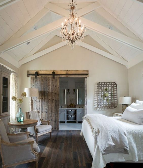 Nice 66 Farmhouse Style Master Bedroom Decorating Ideas https://roomadness.com/2017/10/29/66-farmhouse-style-master-bedroom-decorating-ideas/