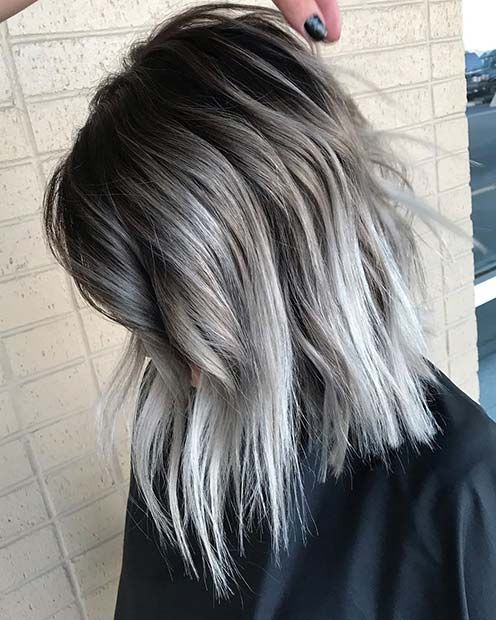 41 Stunning Grey Hair Color Ideas And Styles Grey Hair Looks