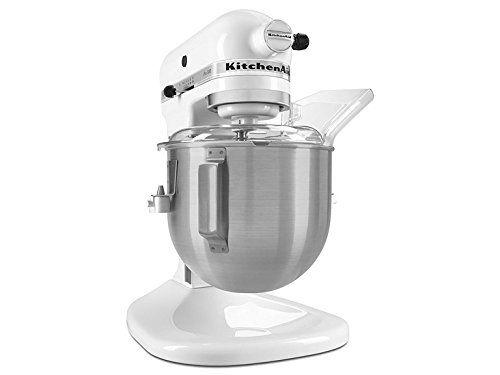 Kitchenaid Pro 500 Series 5 Quart Bowl Lift Stand Mixer White Certified Refurbished Kitchen Aid Kitchen Aid Mixer Best Stand Mixer