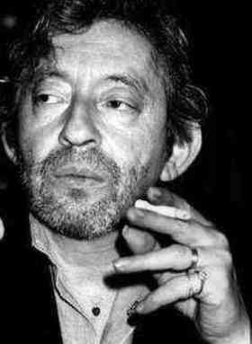 Serge Gainsbourg quotes quotations and aphorisms from OpenQuotes #quotes #quotations #aphorisms #openquotes #citation