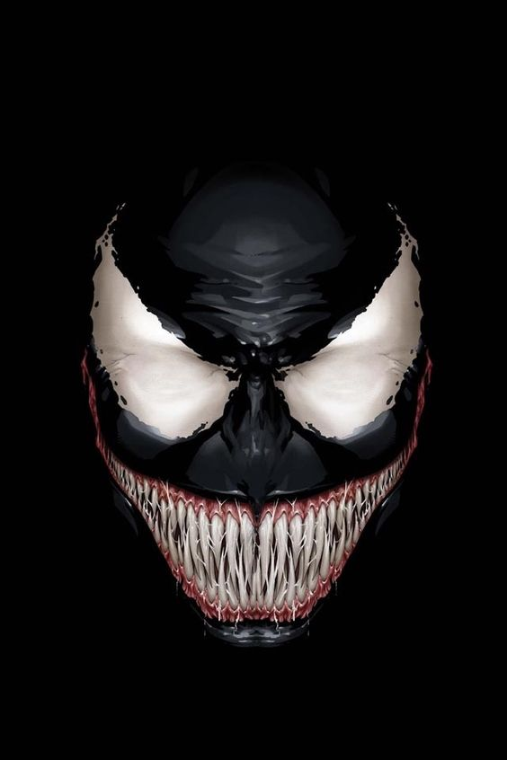 black spiderman venom and iphone wallpapers on pinterest