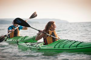 See Why Traverse City is an Unforgettable Open Water Kayaking Destination