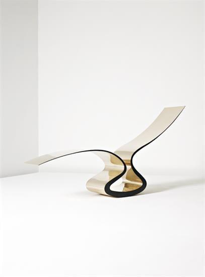 |long chair. Liegestuhl. chaise longue | Design: Ron Arad Studio |