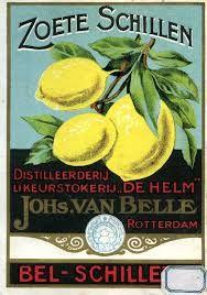 Afbeeldingsresultaat voor etiketten drank oud