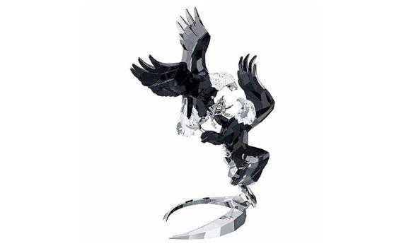 As águias de edição limitada de Swarovski