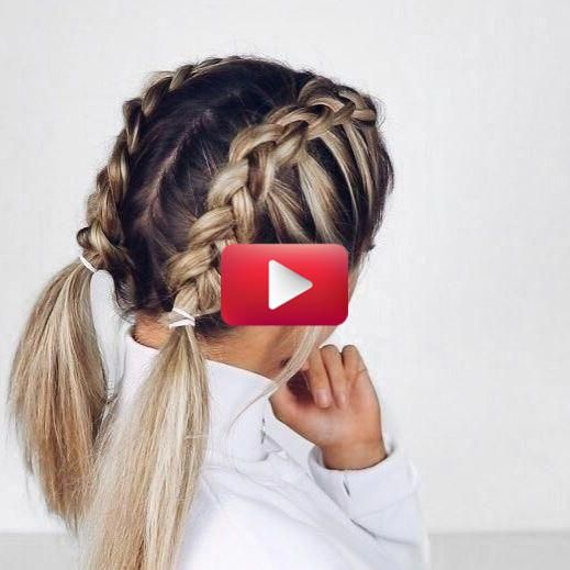 The Only Braid Styles You Ll Ever Need To Master In 2020 Cute Hairstyles For School Cute Simple Hairstyles Hair Styles