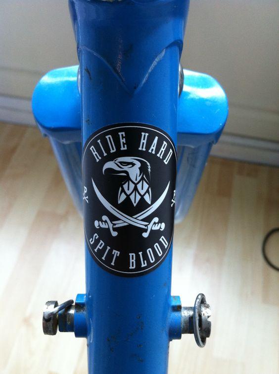 Fixed gear rider!
