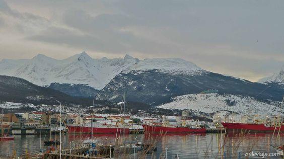 Puerto de Ushuaia. http://daleviaja.com/la-ciudad-mas-austral-del-mundo-2/