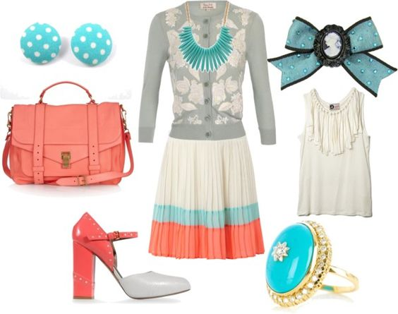 Church Sunday Outfit, created by sonia-roxy-m on Polyvore