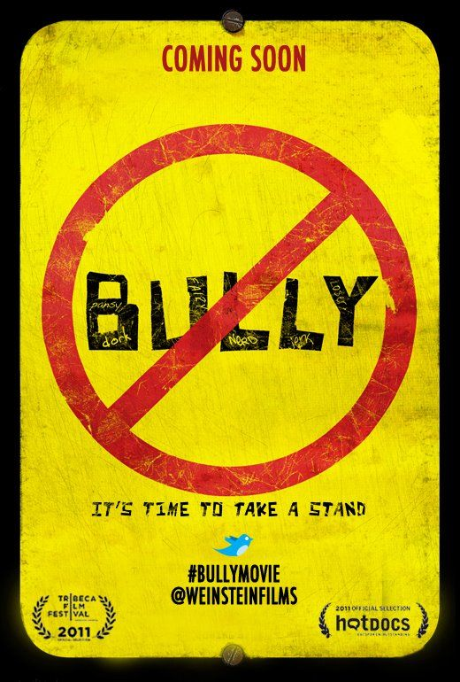 "If you watch one video today, let it be this one: We Support: ""Bully"" #TheBullyProject #BeKind @weinsteinfilms"