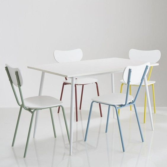 Pinterest le catalogue d 39 id es for Ensemble table et chaise de cuisine