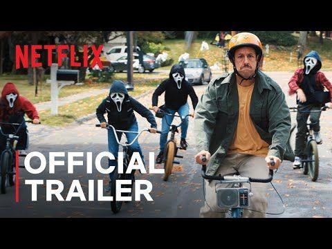 Hubie Halloween Official Trailer Netflix Youtube In 2020 Adam Sandler Netflix Official Trailer