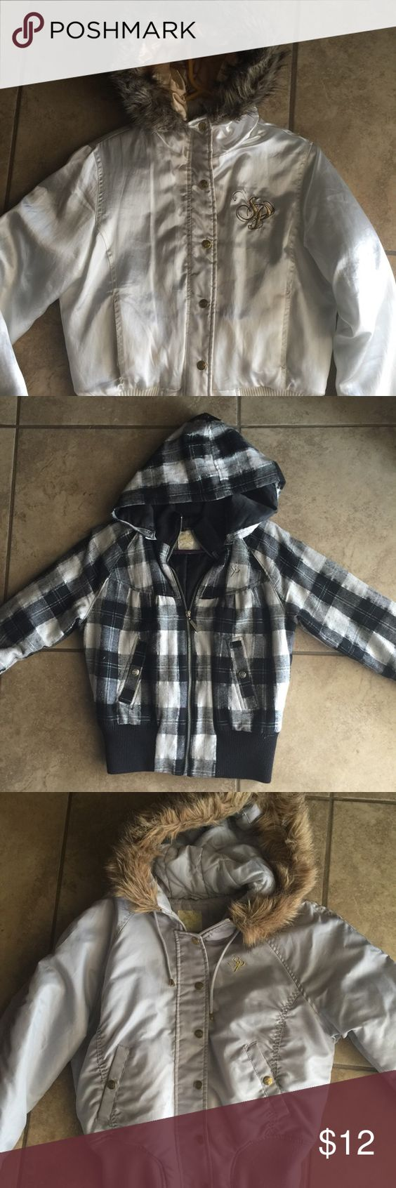 Various south pole jackets size medium great con Size medium Jackets & Coats Puffers