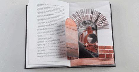 Remake of Harry Potter's book design. 脫去童書的稚嫩感,書迷重製《哈利波特》全套封面設計